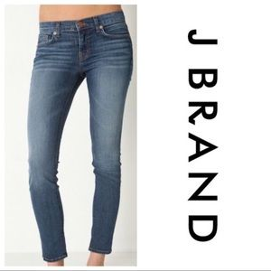 J Brand Songbird Skinny Mid-rise Jeans size 27